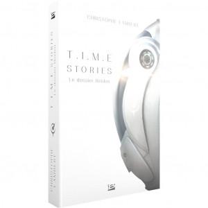 Boite de Time Stories : Le Dossier Heiden
