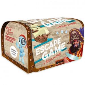 Boite de Escape Game Junior - Le Trésor du Pirate