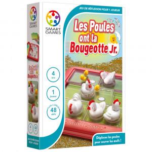 Boite de Les Poules ont la Bougeotte Jr