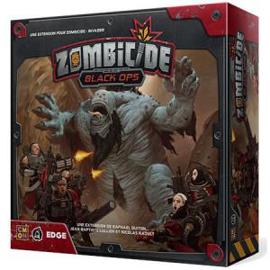 Boite de Zombicide - Invader : Black Ops