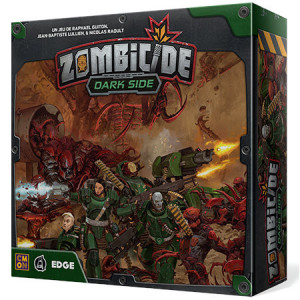 Boite de Zombicide - Invader : Dark Side