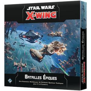 Boite de X-Wing 2.0 - Batailles Épiques