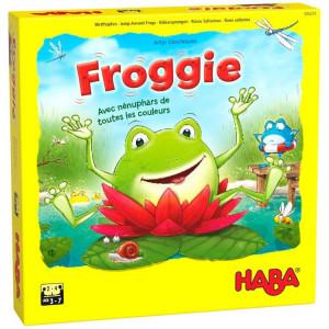 Boite de Froggie