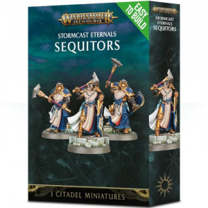 Boite de Age of Sigmar: Easy to Build - Stormcast Eternals Sequitors