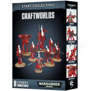 Boite de W40K : Start Collecting - Craftworlds