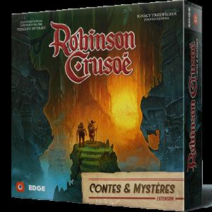 Boite de Robinson Crusoé : Contes & Mystères