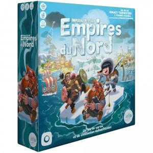 Boite de Imperial Settlers - Empires du Nord