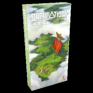 Boite de Dominations - Extension Provinces