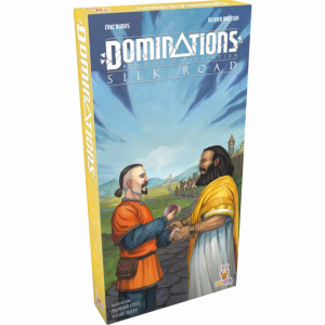 Boite de Dominations - Extension Silk Road