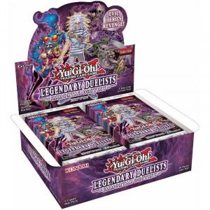 Boite de 36 Boosters Duellistes Légendaires : Destinée Immortelle