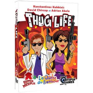 Boite de La Quête du Bonheur - Extension Thug Life