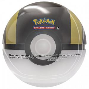 Boite de Coffret Pokéball Métal - Février 2020 - Pokémon