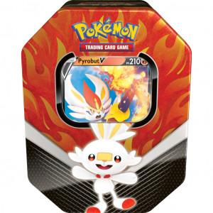 Boite de Pokémon Pokébox Partenaires de Galar - Pyrobut V