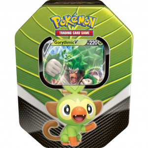 Boite de Pokémon Pokébox Partenaires de Galar - Gorythmic V