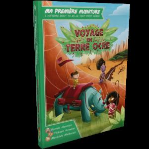 Boite de Ma Première Aventure : Voyage en Terre Ocre
