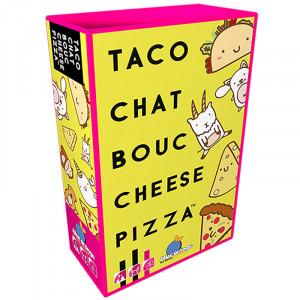 Boite de Taco Chat Bouc Cheese Pizza