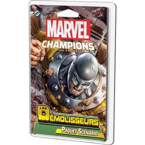 Boite de Marvel Champions : Les Démolisseurs