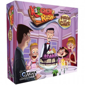 Boite de Kitchen Rush - Piece of Cake