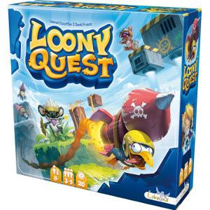 Boite de Loony Quest