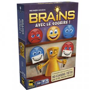 Boite de Brains Avec le Sourire