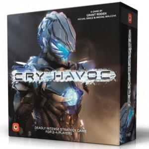 Boite de Cry Havoc FR