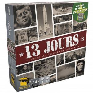 Boite de 13 Jours + 13 Minutes