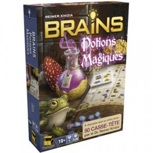 Boite de Brains Potions Magiques