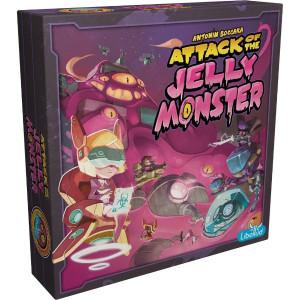 Boite de Attack of the Jelly Monster