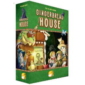 Boite de Gingerbread House