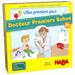 Docteur Premiers Bobos (Mes Premiers Jeux)
