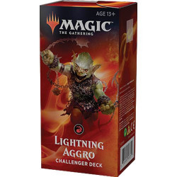 Challenger Deck 2019 - Lithning Aggro