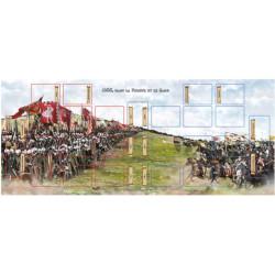 1066, Dans la Fureur et le Sang - Tapis de Jeu