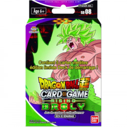 Dragon Ball Super Card Game - Starter 8