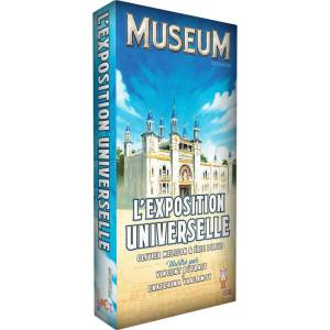 Boite de Museum - L'Exposition Universelle