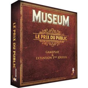 Boite de Museum - Le Prix du Public