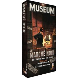 Boite de Museum - Le Marché Noir