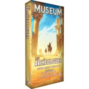 Boite de Museum - Les Archéologues