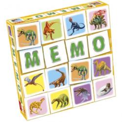 Dinosaure Mémo