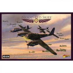 Blood Red Skies - Messerschmitt 410 Squadron