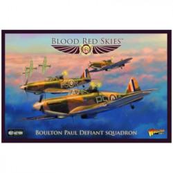 Blood Red Skies - British Paul Boulton Defiant...