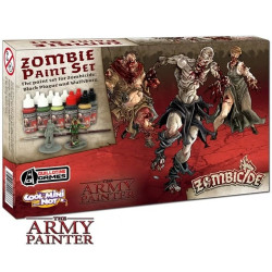 Zombicide Black Plague Paint Set