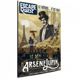 Escape Quest 4 - Le Défi...