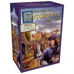 Carcassonne - Comte, Roi et Brigand - Ext 6...