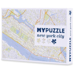 MyPuzzle New-York - 1000 Pièces