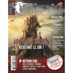 Jeu de Rôle Magazine 46...