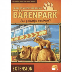 Barenpark - Les Grizzlys Arrivent !