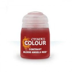 Citadel Colour Contrast Blood Angels Red