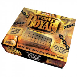 Escape Box Fort Boyard