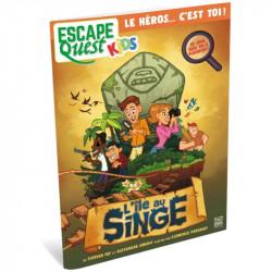 Escape Quest Kids 1 : L'Ile au Singe