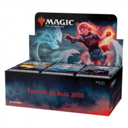 36 Boosters Edition de Base 2020 VF